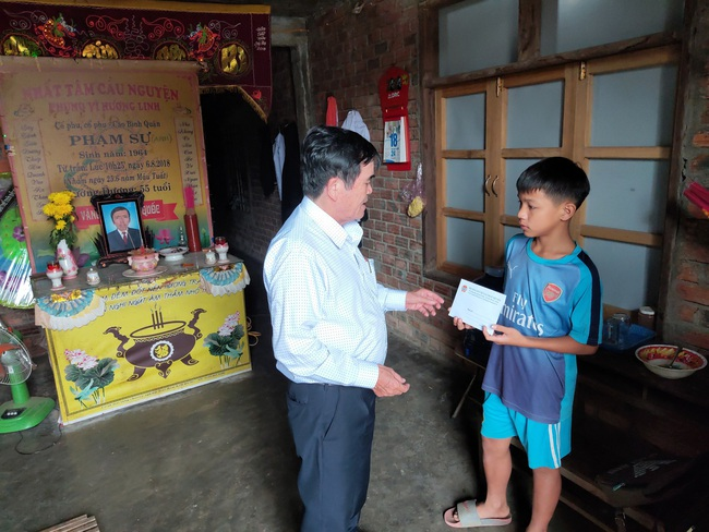 Quảng Nam: Thủ lĩnh Hội Nông dân tâm huyết với phong trào hội - Ảnh 6.