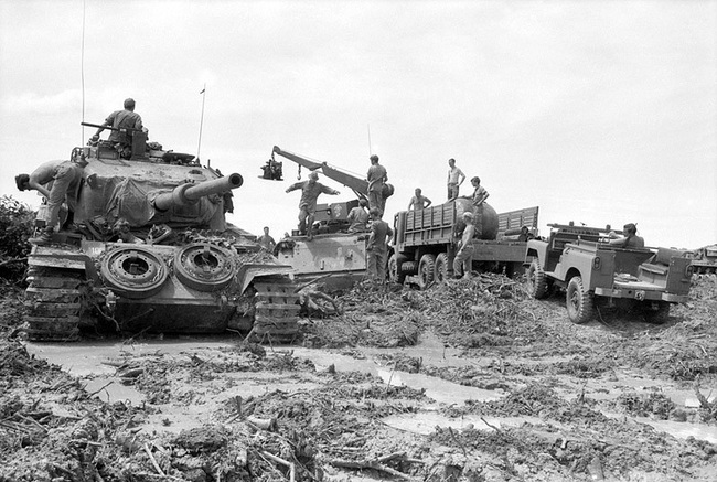 Bất ngờ xe tăng nặng nhất trong Chiến tranh Việt Nam - Ảnh 2.
