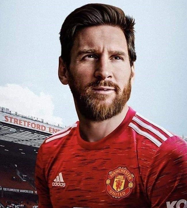 """ẢNH CHẾ: Rời Barcelona, Messi sang Việt Nam """"khuấy đảo"""" V.League - Ảnh 7."""