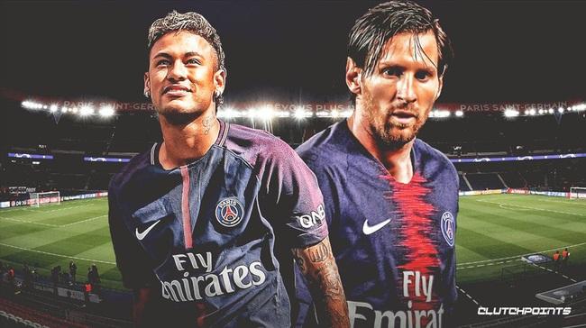 """ẢNH CHẾ: Rời Barcelona, Messi sang Việt Nam """"khuấy đảo"""" V.League - Ảnh 9."""