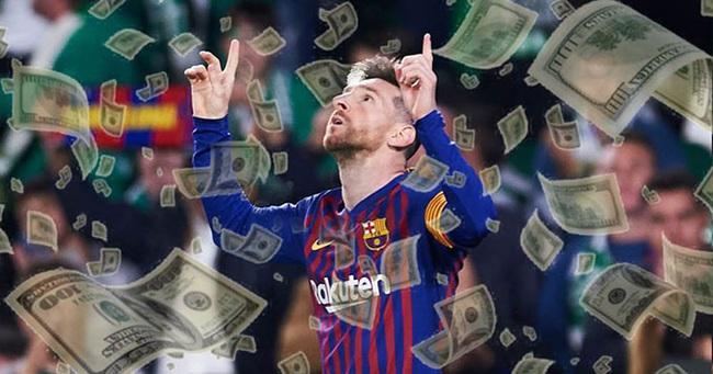 Messi bây giờ đáng giá bao nhiêu, có gấp đôi Cristiano Ronaldo? - Ảnh 1.