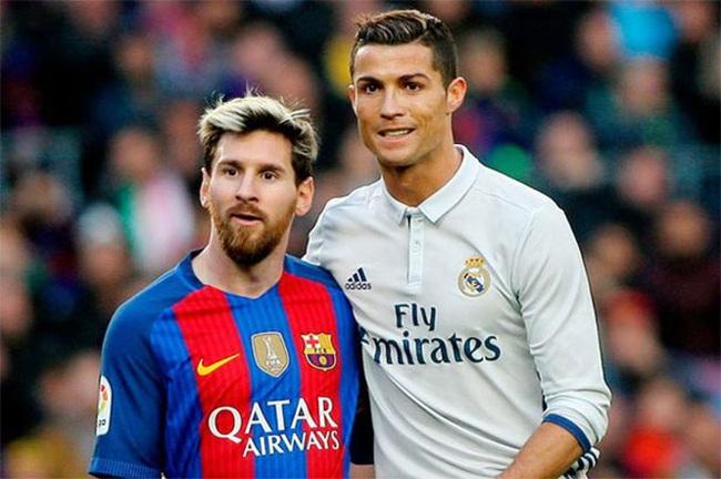 Nếu rời Barcelona, Messi giống và khác Ronaldo ở điểm gì? - Ảnh 1.