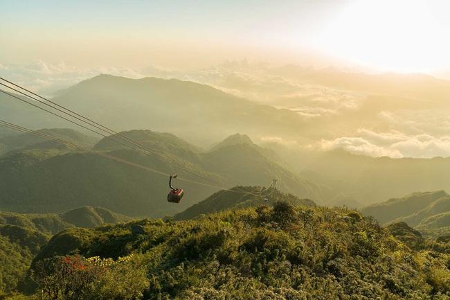 Bình yên mùa Vu Lan trên đỉnh thiêng Fansipan - Ảnh 4.