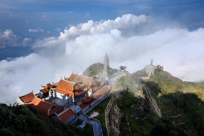 Bình yên mùa Vu Lan trên đỉnh thiêng Fansipan - Ảnh 9.