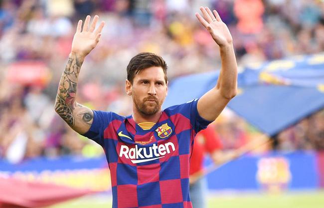 Tương lai của Messi đang rất khó đoán