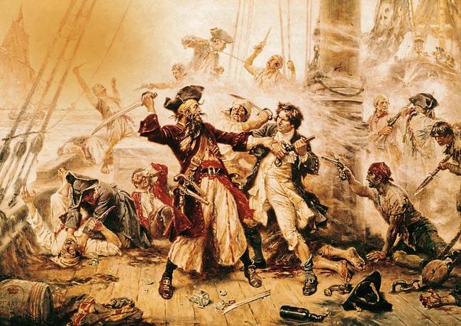 Cướp biển vùng Caribbean: Thời đại hoàng kim - Ảnh 1.