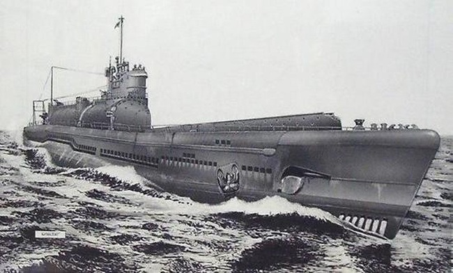 """Tham vọng sở hữu tàu sân bay """"lai"""" tàu ngầm của Nhật Bản (Kỳ 1) - Ảnh 1."""