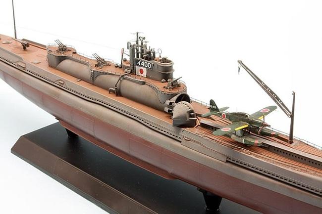 """Tham vọng sở hữu tàu sân bay """"lai"""" tàu ngầm của Nhật Bản (Kỳ 1) - Ảnh 3."""