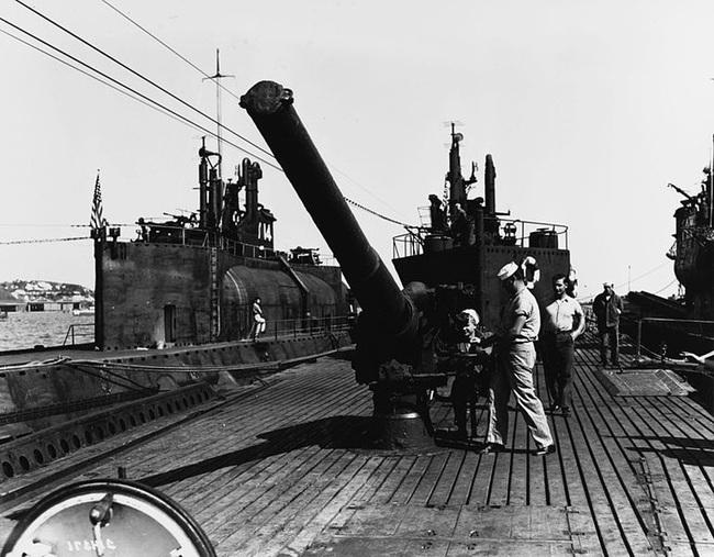 """Tham vọng sở hữu tàu sân bay """"lai"""" tàu ngầm của Nhật Bản (Kỳ 2) - Ảnh 1."""