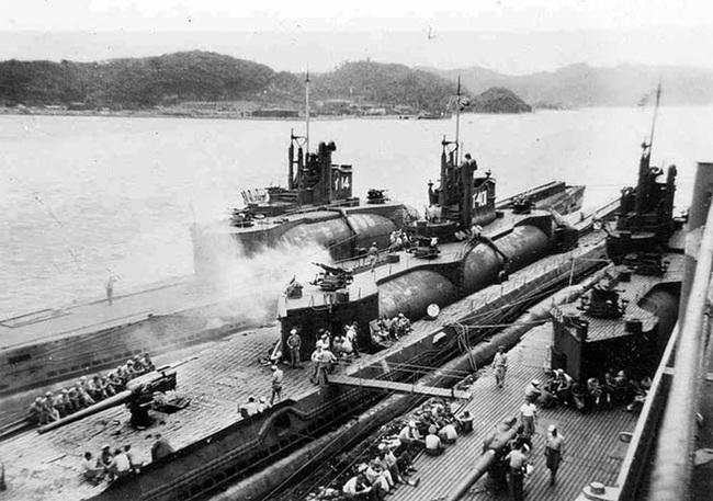 """Tham vọng sở hữu tàu sân bay """"lai"""" tàu ngầm của Nhật Bản (Kỳ 2) - Ảnh 3."""