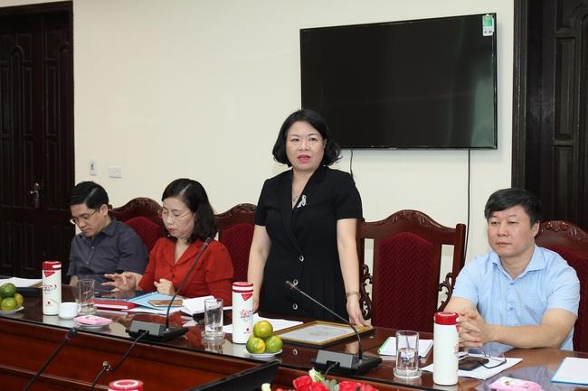 Bà Nguyễn Thị Thanh Huyền được bổ nhiệm làm Tổng Biên tập Tạp chí Nông thôn mới - Ảnh 3.