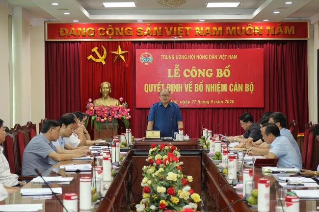 Bà Nguyễn Thị Thanh Huyền được bổ nhiệm làm Tổng Biên tập Tạp chí Nông thôn mới - Ảnh 2.