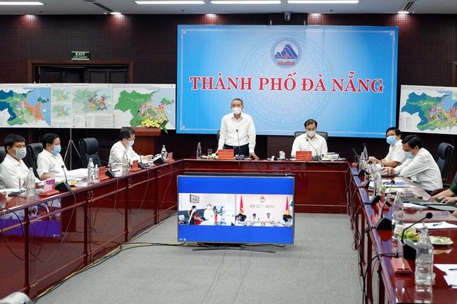 Dịch Covid-19 được kiểm soát, Chủ tịch Đà Nẵng cảm ơn các đơn vị y tế của Bộ và tỉnh thành - Ảnh 1.