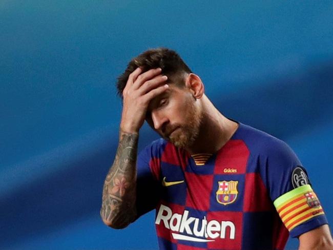 Ronaldo và Messi đã chuẩn bị hết thời? - Ảnh 1.