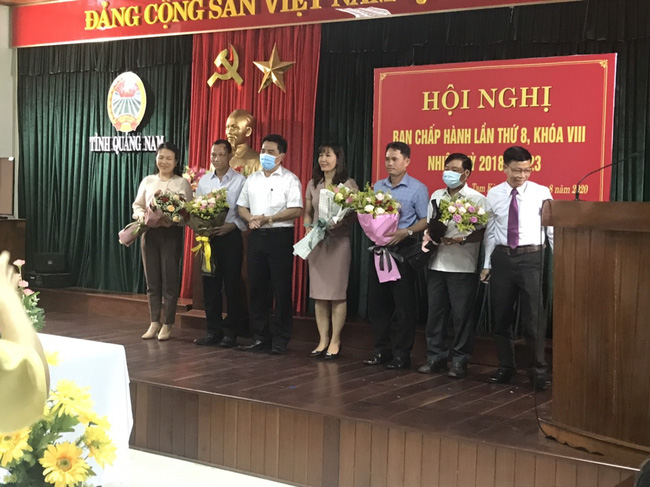 Quảng Nam: Nữ Chủ tịch Hội Nông dân tỉnh 41 tuổi - Ảnh 1.