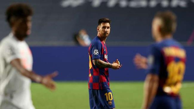 Vì nhân vật này, Messi quyết định dứt tình với Barca? - Ảnh 1.