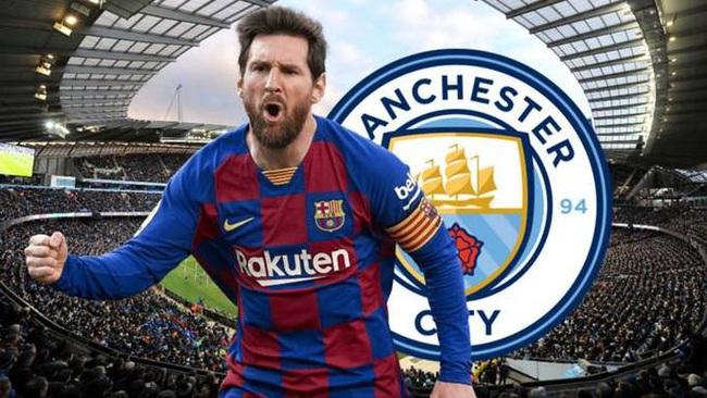 Man City tiến gần hơn với Messi