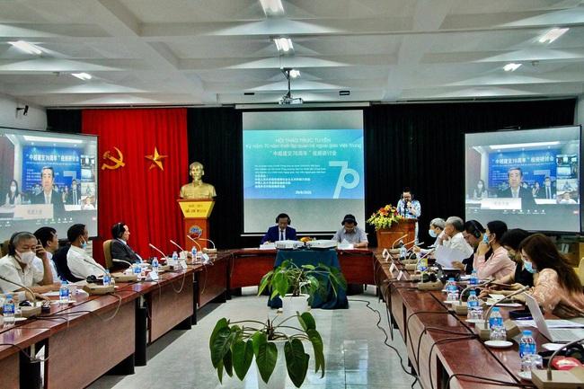 Đại sứ Trung Quốc tại Việt Nam: Quan hệ hữu nghị Việt – Trung có lợi cho hòa bình, ổn định - Ảnh 1.