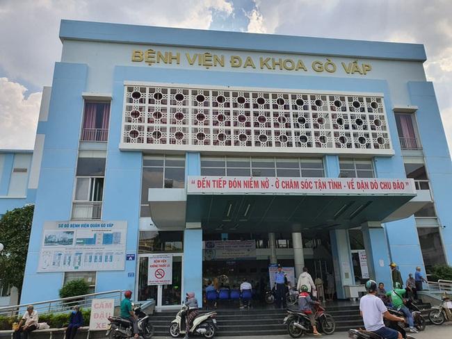"""TP.HCM: 2 bệnh viện nằm trong mức """"không an toàn"""" phòng chống Covid-19 - Ảnh 1."""