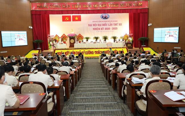 Đại tá Lê Hồng Nam, Giám đốc Công an TPHCM giữ chức Bí Thư Đảng ủy Công an TP nhiệm kỳ 2020 – 2025 - Ảnh 1.