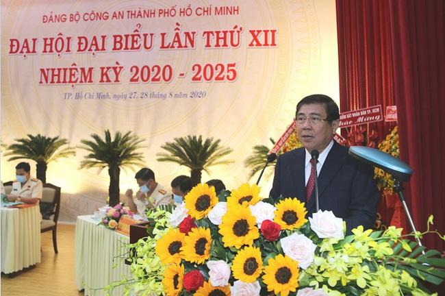 Đại tá Lê Hồng Nam, Giám đốc Công an TPHCM giữ chức Bí Thư Đảng ủy Công an TP nhiệm kỳ 2020 – 2025 - Ảnh 4.