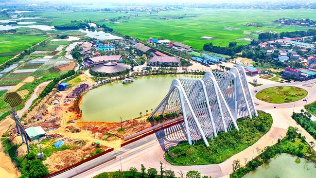 Bất động sản Hano-Vid tiếp tục trúng thầu dự án khu dân cư hơn 500 tỷ ở Quảng Ninh  - Ảnh 1.