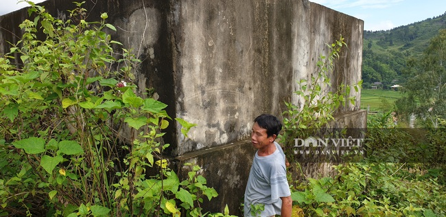 Yên Bái: Đầu tư tiền tỷ xây nhà máy nước rồi bỏ hoang - Ảnh 3.