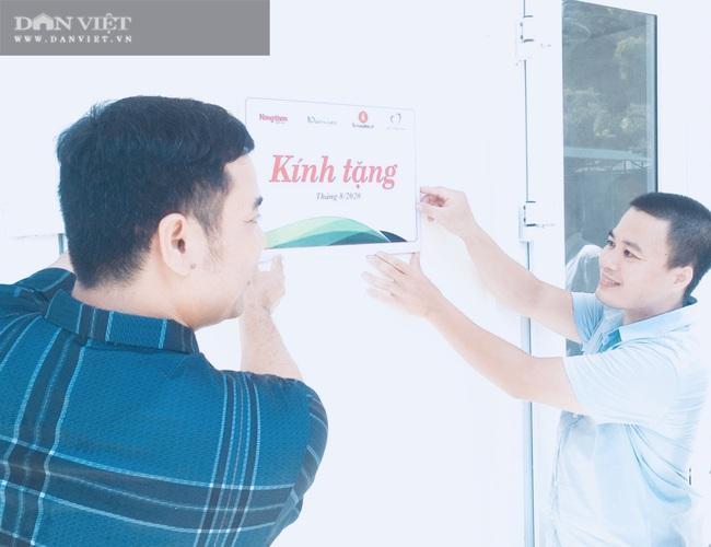 """NTNN/Dân Việt - Quỹ Thiện Tâm khánh thành """"Điểm trường mơ ước"""" tại Nghệ An - Ảnh 5."""