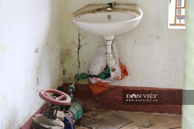 Yên Bái: Đầu tư tiền tỷ xây nhà máy nước rồi bỏ hoang - Ảnh 7.