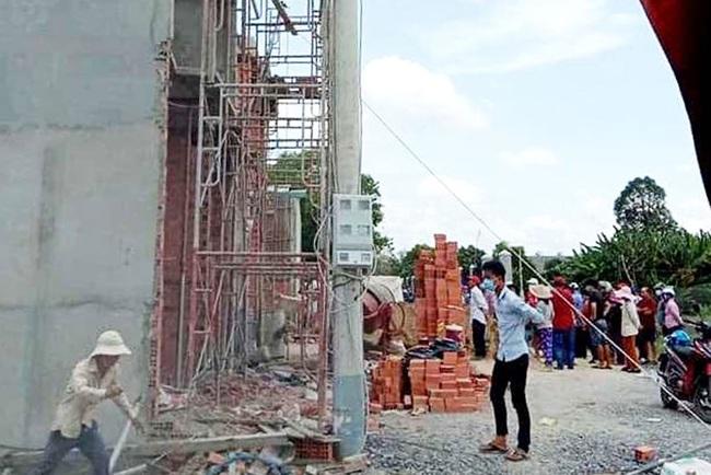 Tai nạn lao động 2 người tử vong, 6 người bị thương - Ảnh 1.