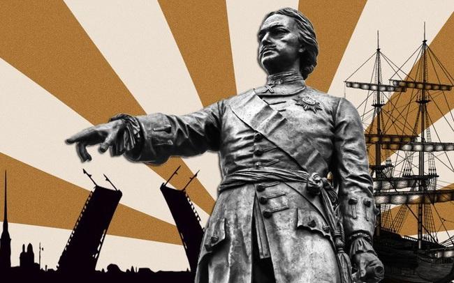 Vì sao Pi-e Đại đế lại là hoàng đế đặc biệt vĩ đại của Nga? - Ảnh 1.