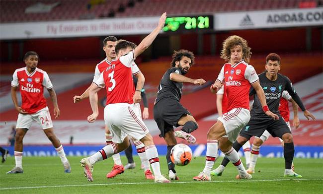 Owen dự đoán thế nào về trận tranh siêu cúp Anh Arsenal và Liverpool? - Ảnh 1.