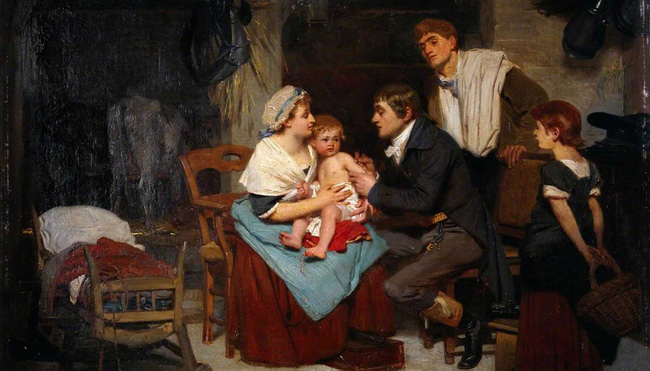 Người đầu tiên tìm ra vaccine lấy con trai làm bệnh nhân thử nghiệm - Ảnh 3.