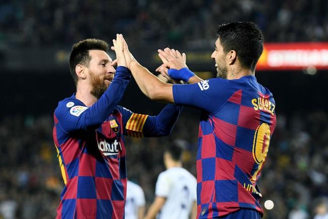 Hố đen ở Barca: Tạm biệt 79 bàn thắng/mùa của Messi và Suarez - Ảnh 1.
