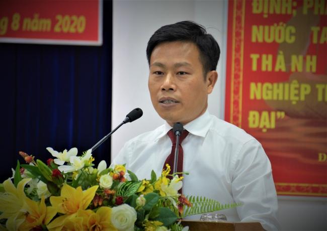 Thứ trưởng Bộ LĐTBXH làm Phó Bí thư Tỉnh ủy Cà Mau - Ảnh 2.