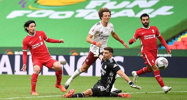 """Liverpool gục ngã trước Arsenal, HLV Klopp than thở về """"cú đấm cuối cùng"""" - Ảnh 1."""