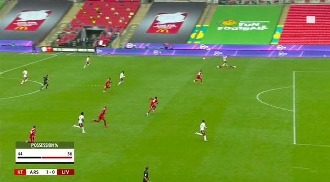 Arteta sử dụng 'bí chiêu' gì giúp Arsenal đánh bại Liverpool? - Ảnh 2.
