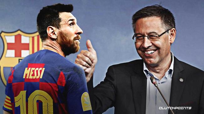 Messi có lợi thế trong cuộc chiến pháp lý với Barca