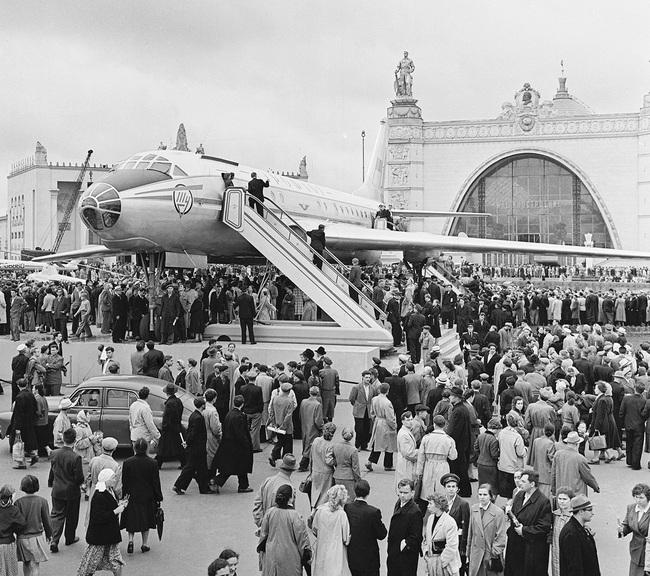 Tại sao Tu-104 lại là loại máy bay dân sự nguy hiểm nhất lịch sử Liên Xô - Ảnh 1.