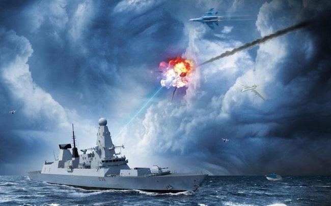 Trung Quốc tung các vũ khí laser đáng sợ để chạy đua vũ trang với Mỹ - Ảnh 1.