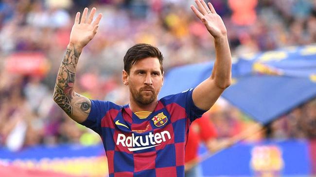"""Messi sắp rời Barca vì vướng phải dớp... """"Real vô địch La Liga""""? - Ảnh 4."""