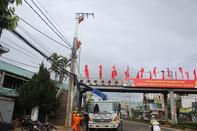 PC Gia Lai: Đầu tư hơn 46 tỷ đồng nâng cấp lưới điện khu vực thành phố Pleiku - Ảnh 2.
