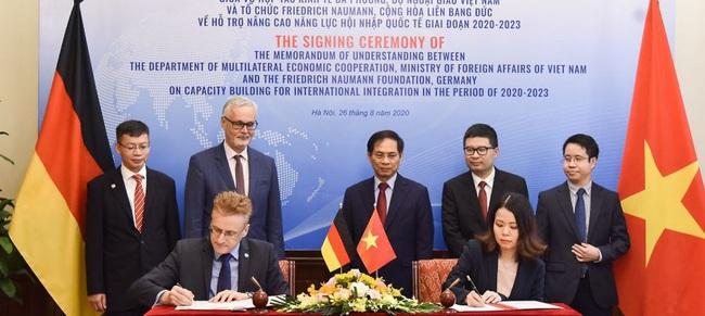 Tổng thống Đức gửi điện mừng Quốc khánh tới Tổng Bí thư, Chủ tịch Nước Nguyễn Phú Trọng và người dân Việt Nam - Ảnh 1.