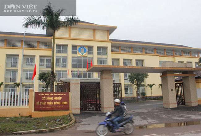 Phòng làm việc của 2 Giám đốc Sở ở Quảng Trị bị kẻ trộm cạy cửa, đột nhập - Ảnh 1.
