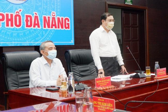 Chủ tịch Đà Nẵng mong muốn nhận được hỗ trợ nhân lực y tế từ TP.Hải Phòng, Bình Định - Ảnh 1.