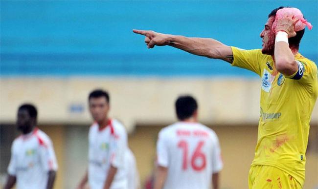5 ngoại binh xuất sắc nhất lịch sử Hà Nội FC: Hoàng Vũ Samson có phải số 1? - Ảnh 2.