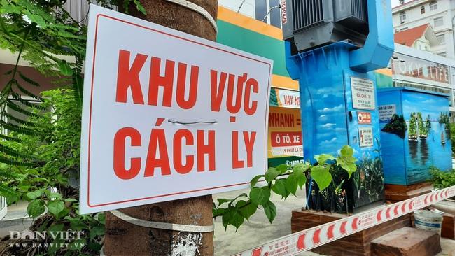Khoanh vùng 2 tiệm cơm và cafe ở Hạ Long, truy vết người nghi nhiễm Covid-19 - Ảnh 3.