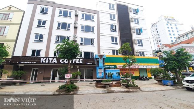 Khoanh vùng 2 tiệm cơm và cafe ở Hạ Long, truy vết người nghi nhiễm Covid-19 - Ảnh 1.