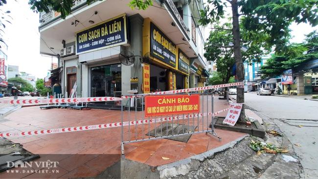 Khoanh vùng 2 tiệm cơm và cafe ở Hạ Long, truy vết người nghi nhiễm Covid-19 - Ảnh 4.