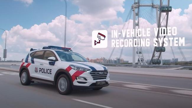 """Xe tuần tra cảnh sát Singapore đang được giới trẻ Việt """"chuộng"""" nhất - Ảnh 2."""